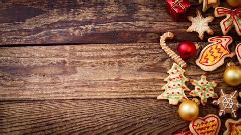 wallpaper christmas  year cookies  food