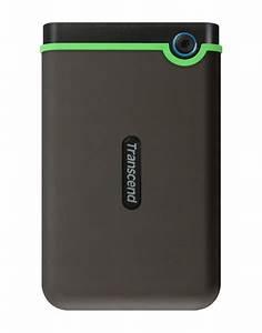 Transcend StoreJet 25M3 1 TB Portable External Hard Disk ...