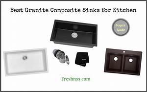 7 Best Granite Composite Kitchen Sinks  Plus 1 To Avoid