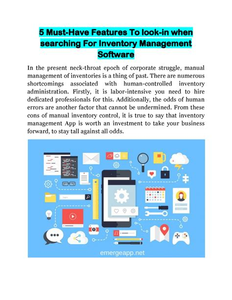 inventory management software   ecommerce