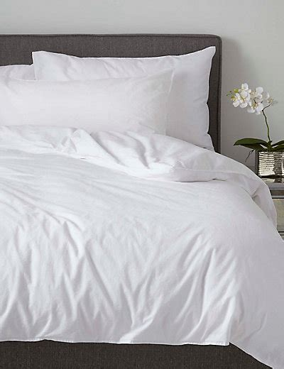 Washed Cotton Bed Linen M&s