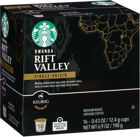 Learn more about starbucks coffee culture. STARBUCKS® Rwanda Rift Valley K-Cups® Pods Reviews 2020