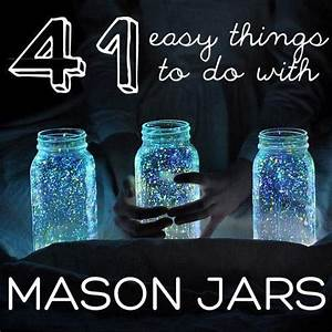 Super Cool Things To Do With Mason Jars – Just Imagine
