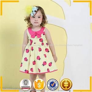 Vestido 2015 de la moda de diseño bebé, poco niñas vestido