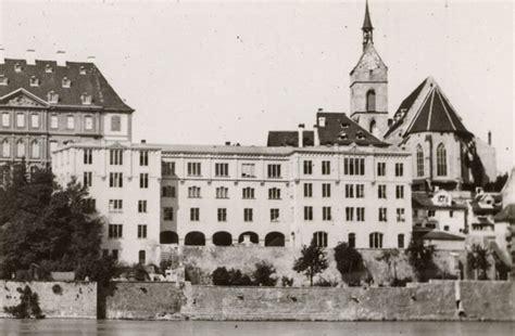 Botanischer Garten Basel Rheinsprung by 550 Jahre Universit 228 T Basel