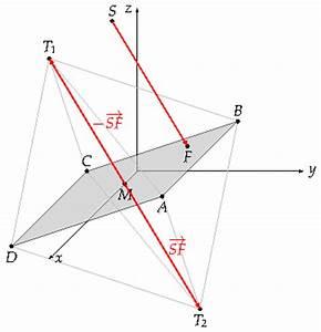 Abstand Punkte Berechnen : abstand punkt ebene lotfu punktverfahren l sungen ~ Themetempest.com Abrechnung