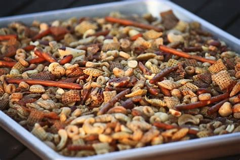 chex mix recipe slow cooker chex mix recipe unsophisticook
