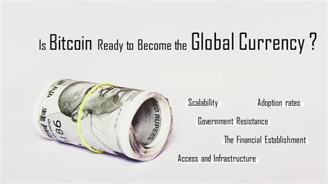 Granted, bitcoin is not backed by gold either, but unlike traditional currency, there is a maximum limit of value to be created out of thin air. Is Bitcoin Ready to Become the Global Currency ? - 區塊吧 BLOCKBAR