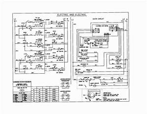 Wire Diagram For Refrigerator Ed5phexnl00