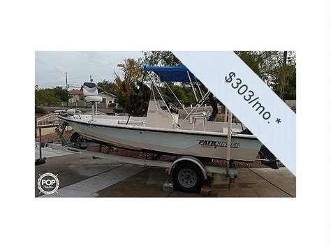 Used Pathfinder Boats In Florida by Pathfinder 1900v In Florida Power Boats Used 95552 Inautia