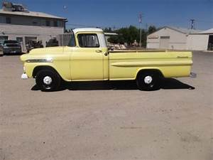 Diagram For 1959 Chevy Pickup