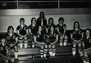 """1975-1976 Women's Basketball Team"" by Cedarville College"