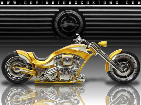 Covingtons Custom Motorcycle Wallpaper 21