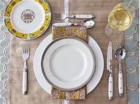 place setting ideas All that you need to know about table settings