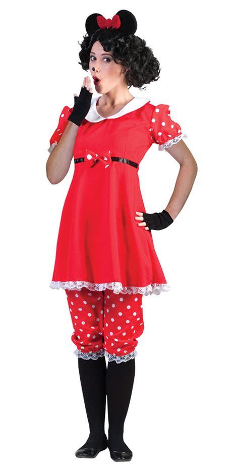 minnie maus karneval minnie mouse kost 252 m damen minnie maus kleid karneval damen kost 252 m kk ebay