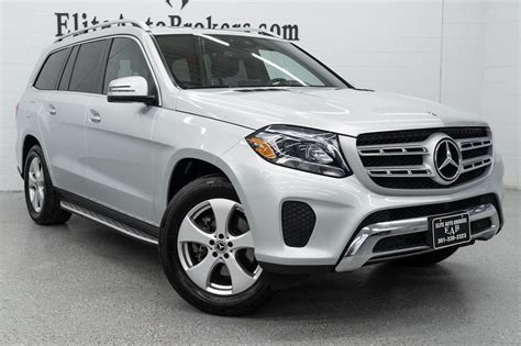 Build your 2021 gls 450 4matic suv. 2018 Used Mercedes-Benz GLS GLS 450 4MATIC SUV at Elite Auto Brokers Serving Washington D.C ...