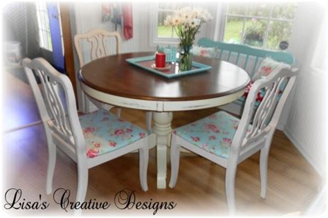 Flea Market Style Designnew Cottage Chic Kitchen Chairs