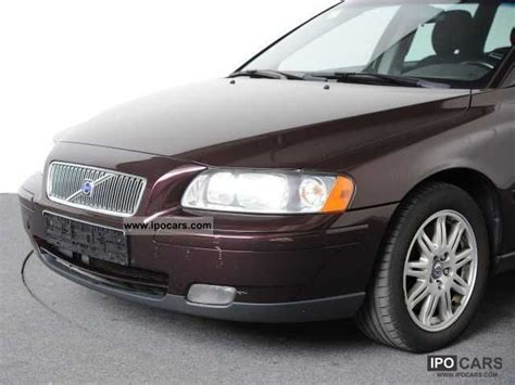 how make cars 2006 volvo v70 electronic valve timing 2006 volvo v70 2 4 d car photo and specs