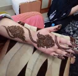 Latest Asian Arabic Bridal Mehndi Designs collection 2016 ...
