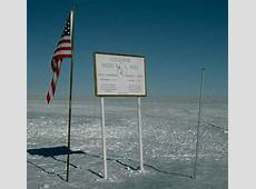 Map of Antarctica from Greek Myth to Google Street View