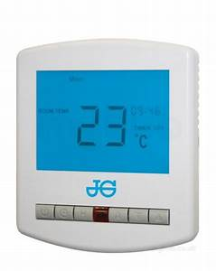 John Guest Underfloor Heating Thermostat Instructions