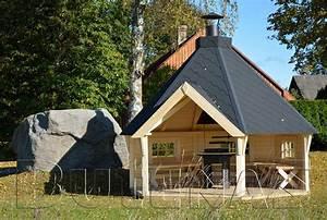 Grillpavillon Selber Bauen : grill kota open zontas holzbauten top qualit t ~ Eleganceandgraceweddings.com Haus und Dekorationen