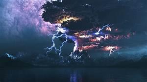 Lightning Wallpaper Hd - WallpaperSafari