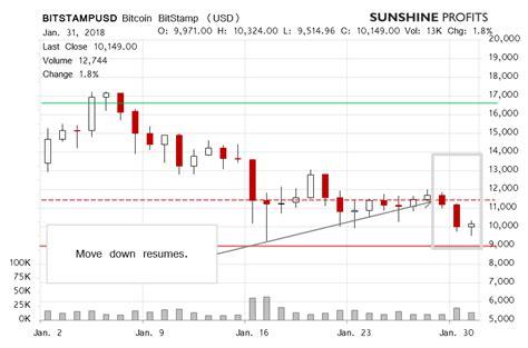 unbearable fall  bitcoin sunshine profits