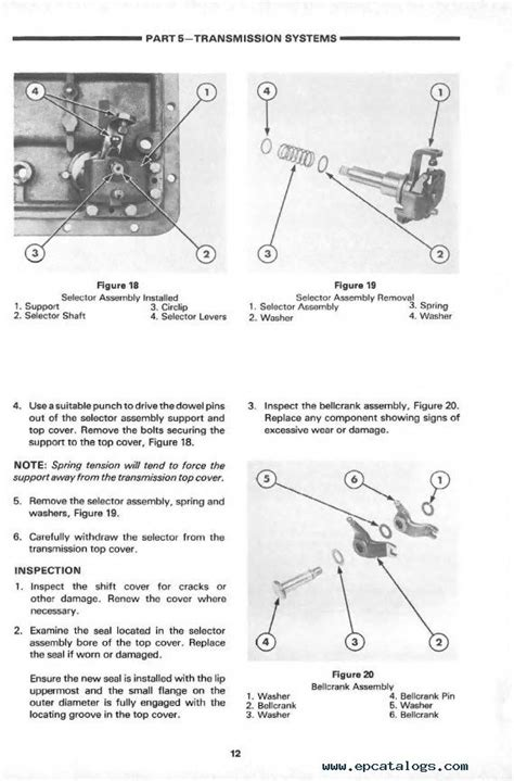 New Holland Ford Tractor Repair Manual Pdf
