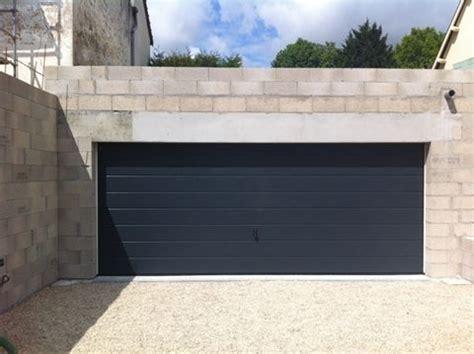 porte de garage sectionnelle hormann prix porte de garage sectionnelle gris 7016 isolation id 233 es