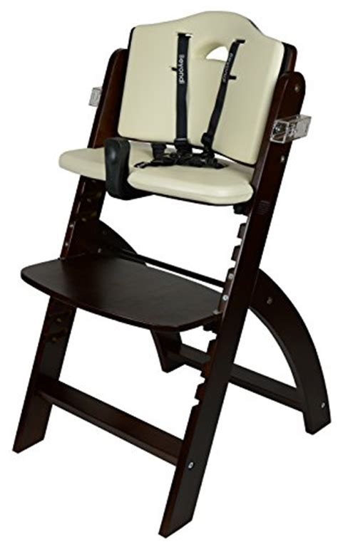 abiie high chair canada abiie beyond wooden high chair with tray the