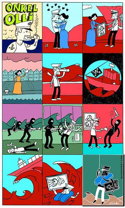 Novel Graphic Future Comic Gifs Odd Animated