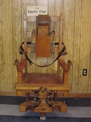 Sparky Electric Chair Wv by Sparky Electric Chair And Electric On