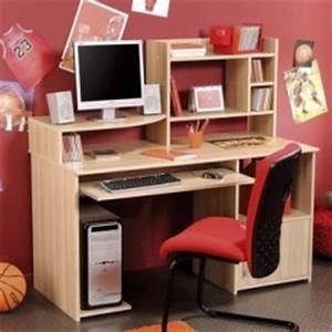 Bureau Ado Avec Rangement : bureau enfant ado adultes bureau et mobilier pour travailler bureau pas cher bureau pour ~ Teatrodelosmanantiales.com Idées de Décoration