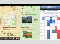 iPhone Kalender iPhone Kalender Apps