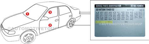 gmc touch  paint automotivetouchup