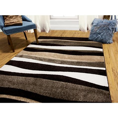 black and brown rug black and brown area rug roselawnlutheran