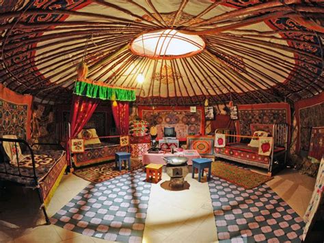 Mongolian Interior Design