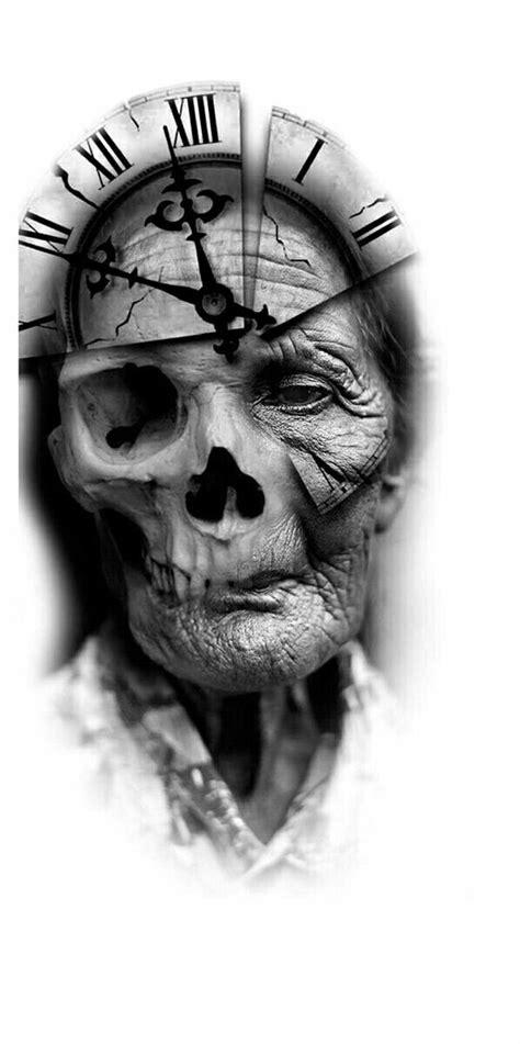 Pin de eduardo en relojes | Cráneos y calaveras, Tatuajes