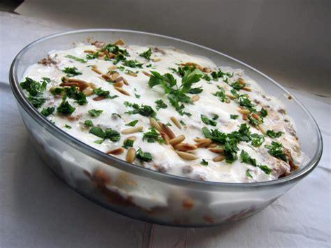 chicken fattah recipe lebanese recipes