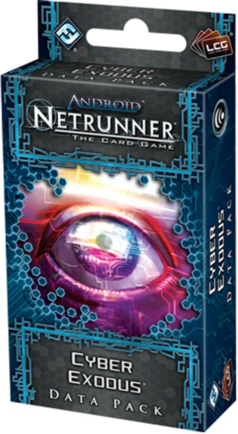 cyber exodus android netrunner comprehensive unofficial