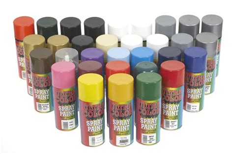 spray paint colors home painting