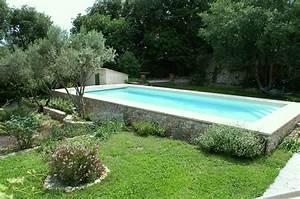 Grande Piscine Hors Sol : amnagement piscine hors sol amenagement piscine bois hors ~ Premium-room.com Idées de Décoration
