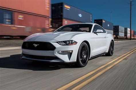 mustang ecoboost ford costa rica