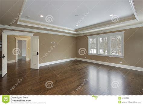 master bath  tray ceiling stock photo image