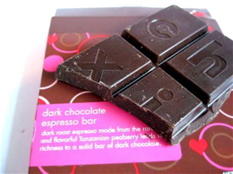 choxie dark chocolate espresso bar reviewed baking bites