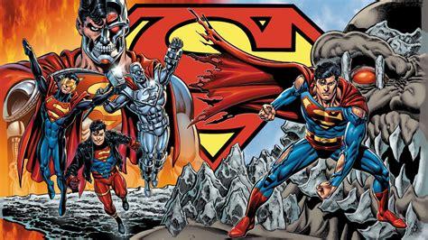 death  return  superman details launchbox games