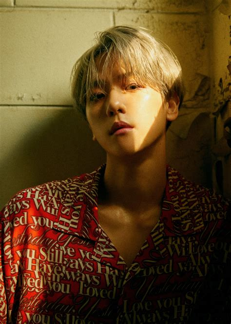 exo baekhyun city lights concept  hdhr  pop