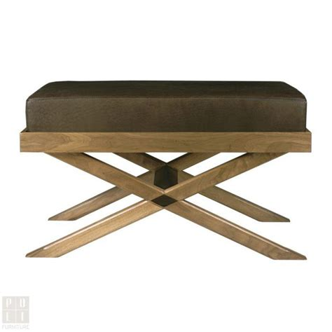 x bench ottoman benches ottomans x bench poet furniture