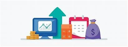 Clipart Budget Plan Planning Marketing Digital Things
